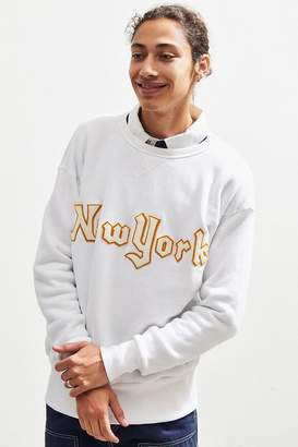 Ebbets Field Flannels New York Crew-Neck Sweatshirt