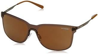 Arnette Men's Hundo-p2 Rectangular Sunglasses
