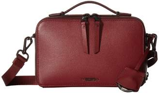 Tumi Voyageur Aberdeen Leather Crossbody Cross Body Handbags