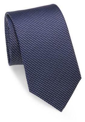 Woven Silk Tie $145 thestylecure.com