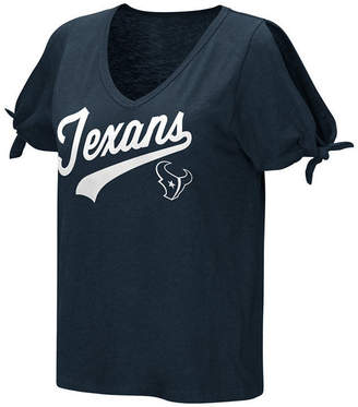 Touch by Alyssa Milano Women Houston Texans First String T-Shirt