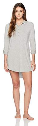 PJ Salvage Women's Modal Basics Nightshirt