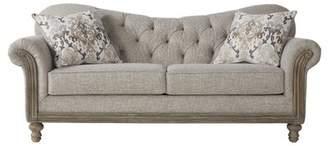 Ophelia & Co. Larrick Fabric Tufted Standard Sofa & Co.
