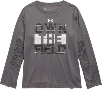 Under Armour Own the Field T-Shirt