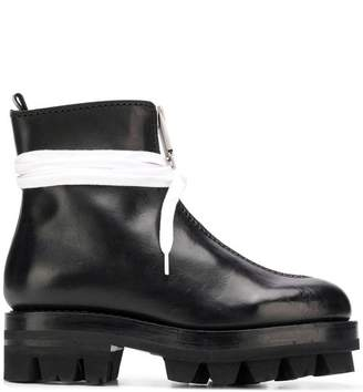 1017 Alyx 9Sm chunky sole ankle boots