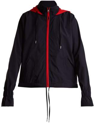 The Upside Andre hooded performance anorak jacket