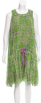 Easton Pearson Silk Printed Dress