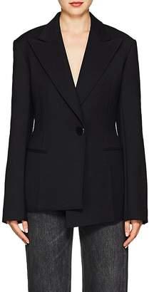 Helmut Lang Women's Compact Neoprene Blazer
