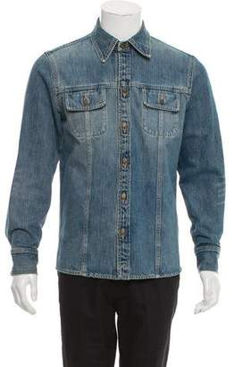 Marc Jacobs Denim Trucker Jacket