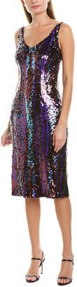 Nanette Lepore Slip Dress