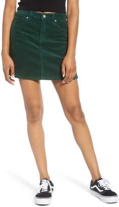 Blank NYC Blanknyc Corduroy Miniskirt