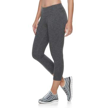 Tek Gear Women's Midrise Capri Leggings