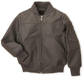 Urban Republic Boys 4-7) Faux Leather Aviator Jacket