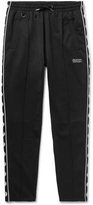 Belstaff + Sophnet Deepdale Slim-Fit Printed Cotton-Blend Jersey Sweatpants