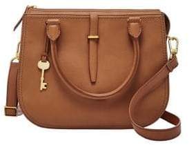 Fossil Ryder Leather Satchel