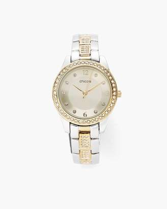 Chico's Chicos Mixed-Metal Watch