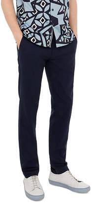 Ted Baker Semi-Plain Slim Fit Trousers
