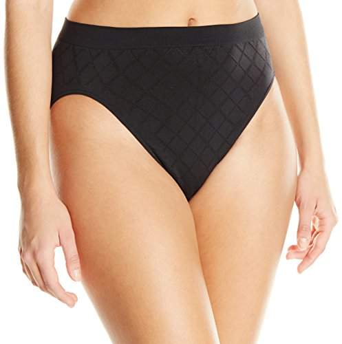 Bali Women's Comfort Revolution Seamless High-Cut Brief Panty