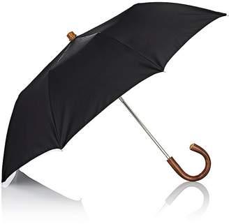 Barneys New York Men's Folding Umbrella