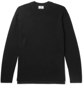 Acne Studios Nicha Wool-Blend Sweater