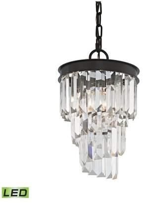 Elk Lighting 14216/1-LED Palacial 1-Light Pendant Light