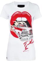 Philipp Plein Mouth T恤