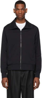 Burberry Black Deanley Track Jacket
