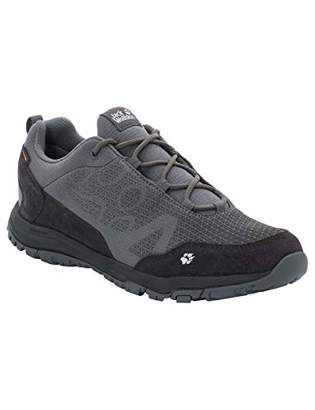 Jack Wolfskin Men's Activate XT Texapore Low Men's Waterproof Hiking Shoe Shoe