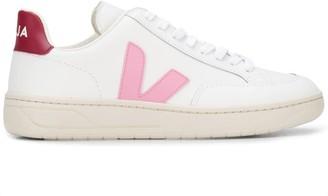 Veja appliqué logo sneakers