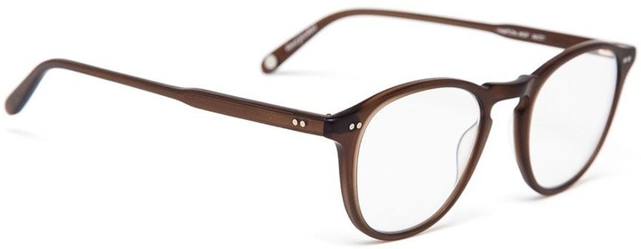Garrett Leight Hampton Round Optical Glasses