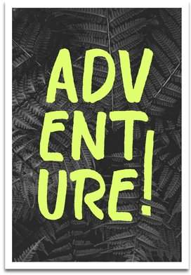 Buy Wayfair 'Adventure' Textual Art!
