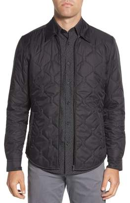 BOSS Landolfo Regular Fit Quilted Jacket