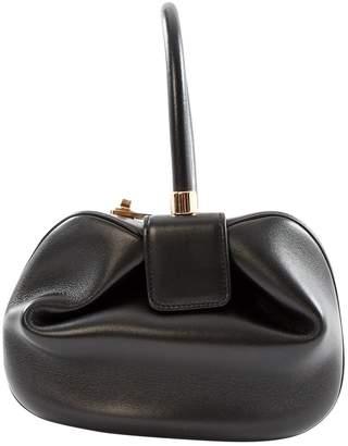 Gabriela Hearst DEMI BAG Black Leather Handbag
