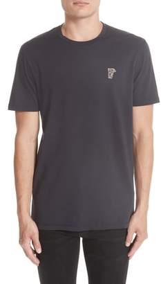 Versace Half Medusa Patch T-Shirt