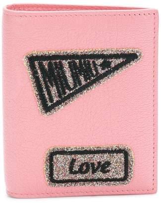 Miu Miu (ミュウミュウ) - Miu Miu 二つ折り財布
