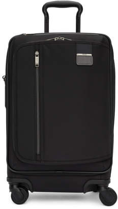 Tumi Black International Expandable Carry-On Suitcase