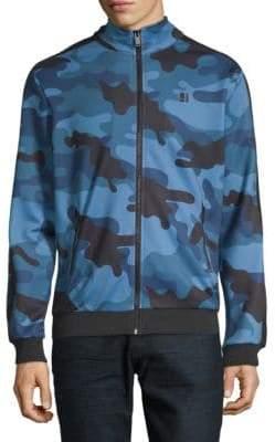 Standard Issue NYC Zip Front Sweatshirt