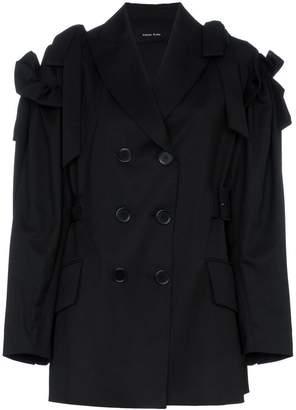 Simone Rocha bow detail wool blazer jacket