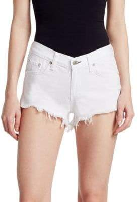 Rag & Bone Cut-Off Denim Shorts