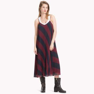 Tommy Hilfiger Tommy Icons Slip Dress