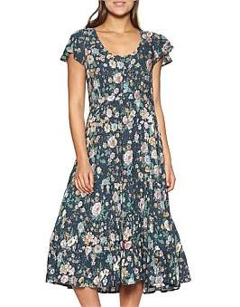 DAY Birger et Mikkelsen Auguste Spring Rose Wylde Dress