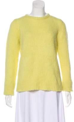 A.L.C. Alpaca Crew Neck Sweater
