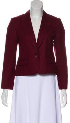 Pendleton Virgin Wool Notch-Lapel Blazer