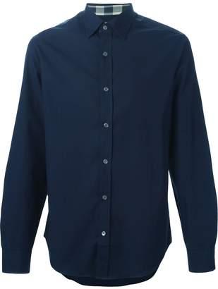 Burberry Classic Plain Shirt