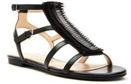 Katy Perry Alanna Leather Gladiator Sandals