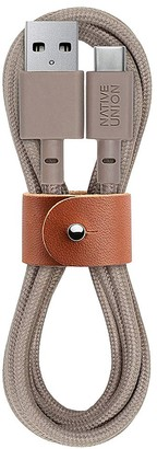 Native Union BELT USB-A to USB-C charging cable - Taupe