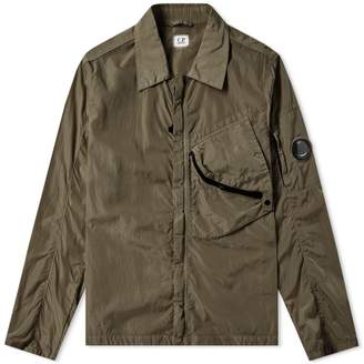 C.P. Company Chrome Arm Lens Shirt Jacket