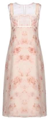Calvin Klein Collection 7分丈ワンピース・ドレス