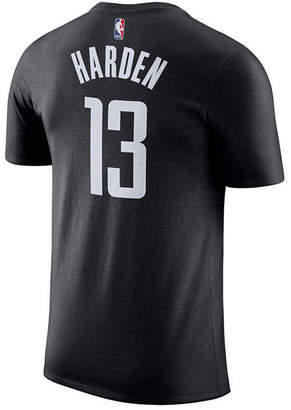 Nike James Harden Houston Rockets Statement Name and Number T-Shirt, Big Boys (8-20)
