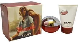 Donna Karan Red Delicious Men Gift Set (Eau De Toilette Spray